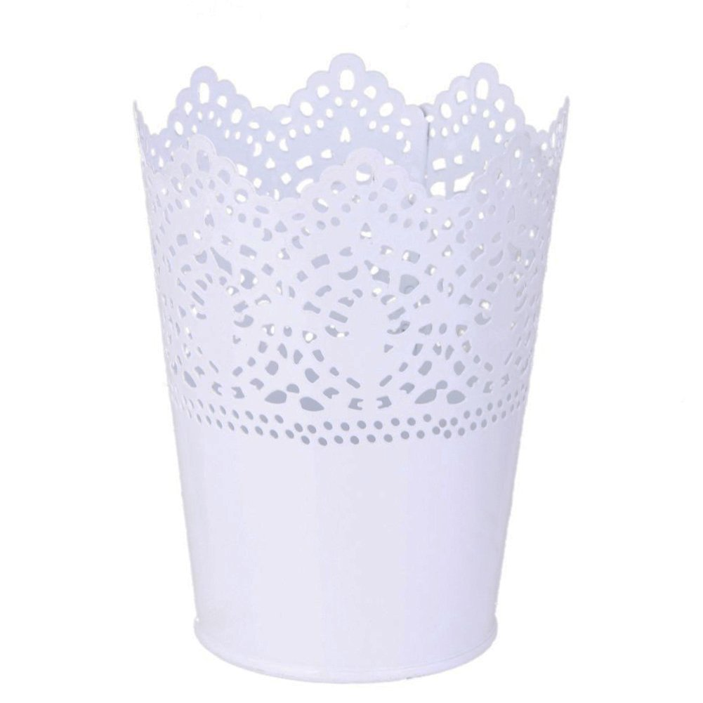Demarkt Multifonction Vase Pot de Fleur en Plastique Pour Maison Bureau Jardin Décoration Support Stylo Organisateur de Pinceau de Maquillage