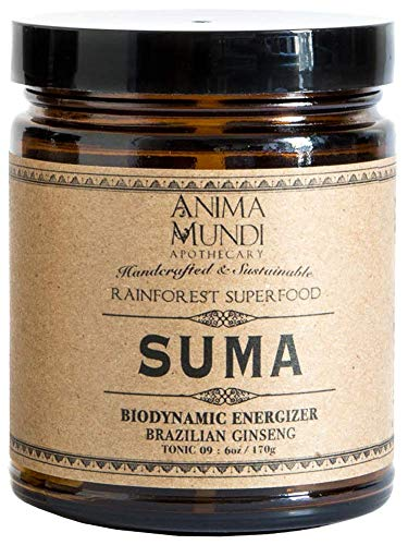 Anima Mundi Suma Brazilian Ginseng (6 Ounces)