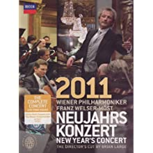 Franz Welser-Most Vienna Philharmonic: New Year's Day Concert 2011 (2011)