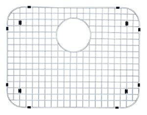 Blanco BL515301 14 3/8 By 24 5/8 Inch Stainless Steel Sink Grid, Small Bowl