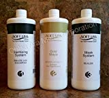 Keratin Brazilian Treatment kit 32oz Gold Maya Soft Liss