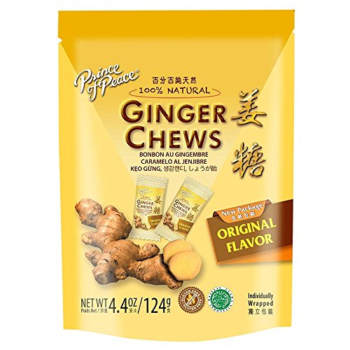 Prince of Peace 100% Natural Ginger Candy