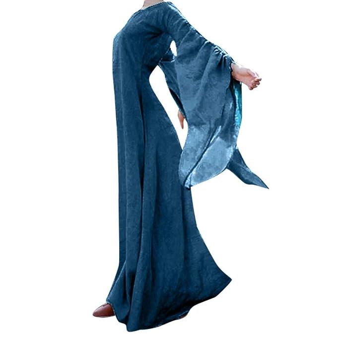 Amazon.com: Vestido de Halloween para mujer, vestido ...