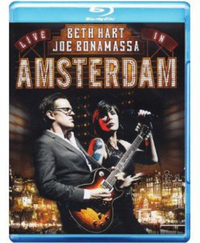 Blu-ray : Beth Hart - Live in Amsterdam (United Kingdom - Import)