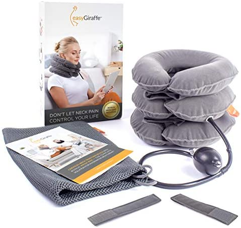 Cervical Neck Traction Device Comfortable