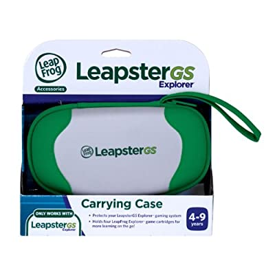 LeapFrog LeapsterGS Explorer Carrying Case: Toys & Games