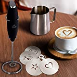 Zulay High Powered Milk Frother COMPLETE SET