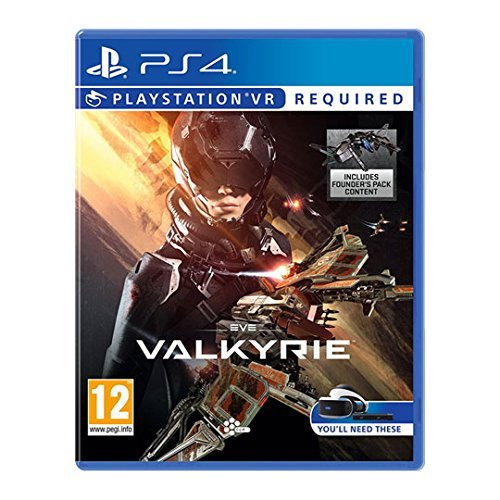 PSVR EVE Valkyrie PlayStation PS4 4 product image