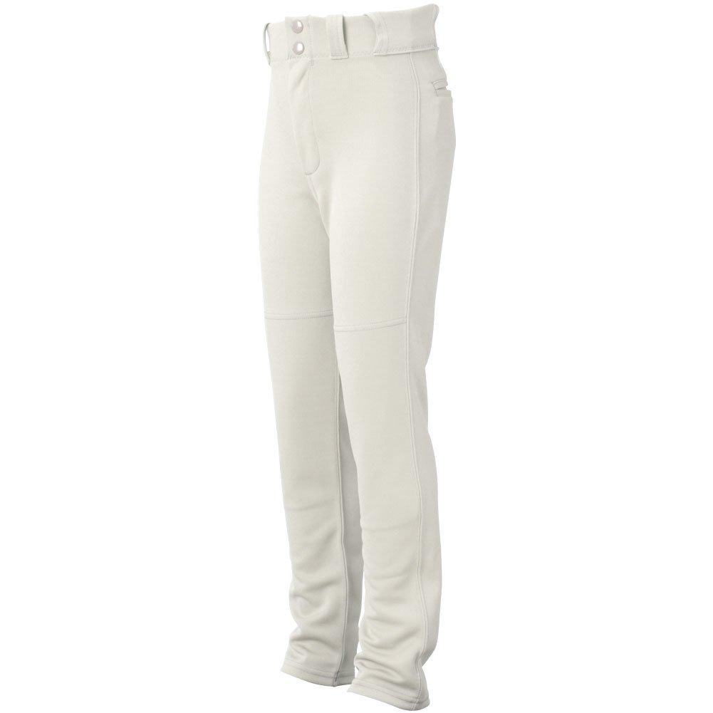 マジェスティック少年のフロントジッパー野球パンツ B00AX5SWZ2 X-Large (18-20)|ホワイト ホワイト X-Large (18-20)
