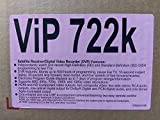 Factory Remanufactured Dish Network HD Satellite Receiver/DVR ViP722k