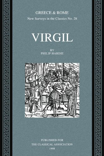 Virgil - (New Surveys in the Classics No. 28)