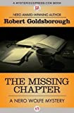 img - for The Missing Chapter (The Nero Wolfe Mysteries) book / textbook / text book