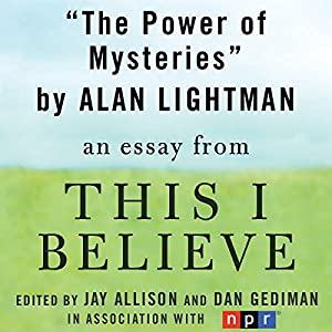 The Power of Mysteries Audiobook