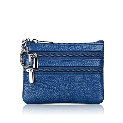 Sac À Coafit Pour Blue Glissière Avec Main Femmes Polyvalent Sapphire Fermeture Z1CwgqH