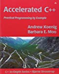 Accelerated C++: Practical Programmin...