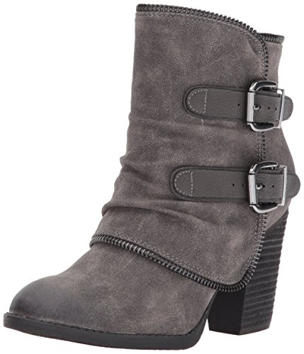Ankle Vaca Bootie Not Rated Women's Grey H1wnqTOq