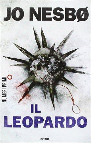 Amazon itIl Libri NesbøEKampmann Leopardo Jo tCsQrhdx
