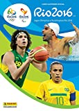 capa de Kit Álbum Jogos Olímpicos Rio 2016 – Capa Brochura com 32 Envelopes