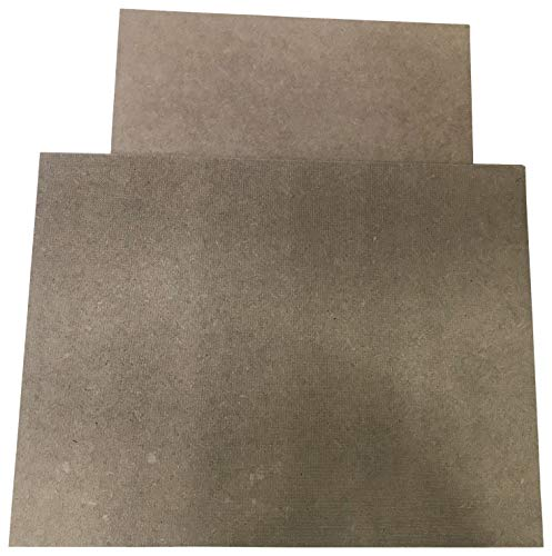 School Specialty Masonite Panel, 18 x 24 Inches, 1/8 Inch Thick