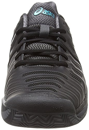 Noir Black Bleu Dark Tennis 7 Gel de Lapis Homme Chaussures Grey Resolution Clay Asics Tzp8v
