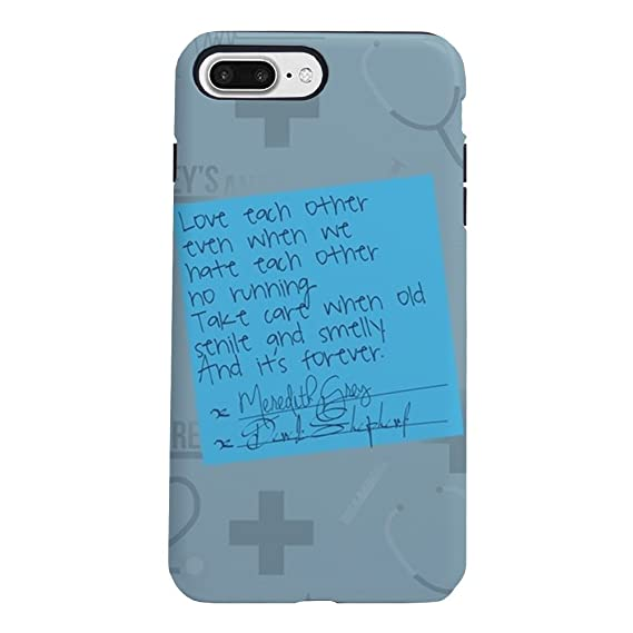 greys anatomy iphone 8 case