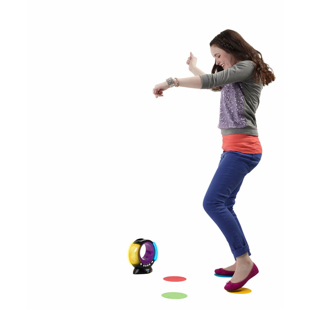 Toys For Dance : Amazon twister dance rave game toys games