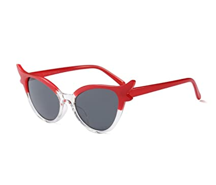 988a5133f Arctic star trend star with the stylish cat eye sunglasses sunglasses (Black  color)