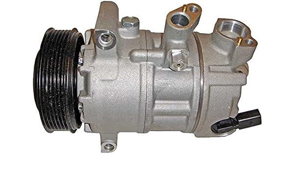 BEHR HELLA SERVICE 8FK 351 135-921 Compresor, aire acondicionado: Amazon.es: Coche y moto