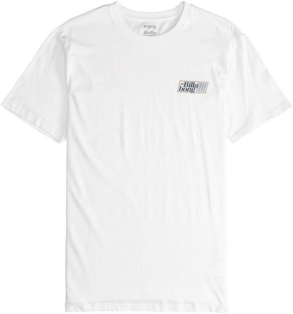 BILLABONG™ Super 8 - Camiseta de Manga Corta para Hombre Q1SS17BIF9