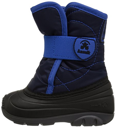 Pictures of Kamik Unisex Baby SNOWBUG3 Snow Boot Navy NK9082 NA2 5