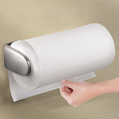 Interdesign Wingo Paper Towel Holder For Kitchen Wall