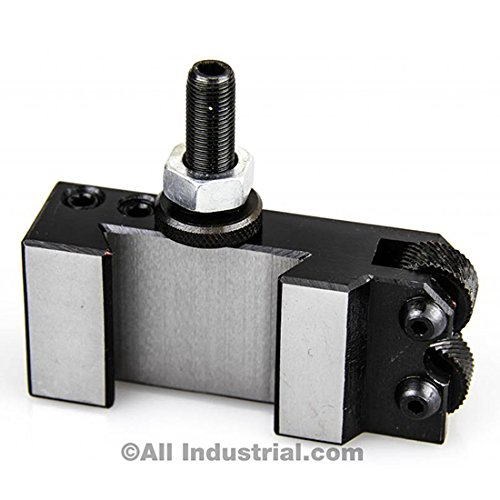 OXA #10 KNURLING TURNING & FACING HOLDER CNC LATHE TOOL POST 0XA (250-010) by All Industrial