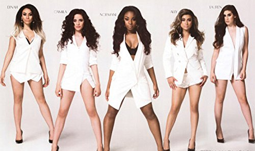 Fifth Harmony - Stance Print Music Poster