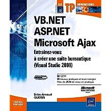 VB.Net ASP.NET Microsoft Ajax