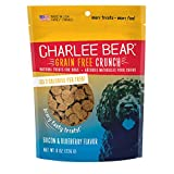 Charlee Bear Grain-Free Bear Crunch Bacon & Blueberry Flavor 8 oz