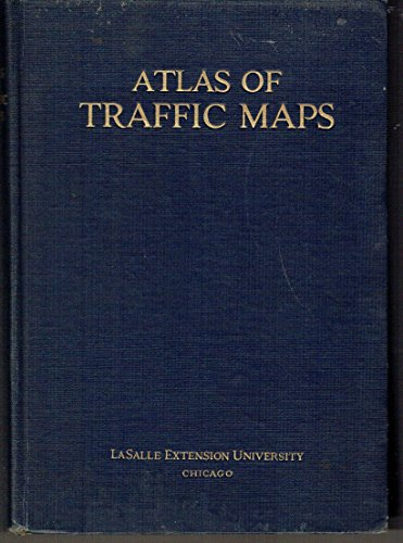 Atlas of Traffic Maps - Chicago Terminal Map