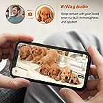 KAMTRON HD Home Wireless Baby/Pet Security WiFi IP Camera