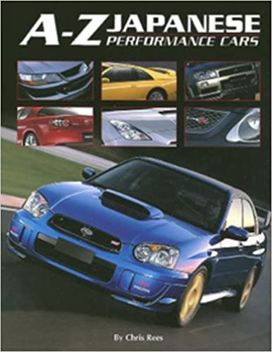 A-Z Japanese: Performance Cars: Amazon.es: Chris Rees: Libros en idiomas extranjeros