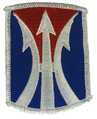 US ARMY 11TH INFANTRY BRIGADE UNIT Patch - Color - Veteran Owned Business.