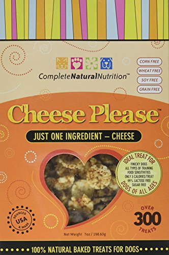 Complete Natural Nutrition   Cheese Please Value Box   7 Oz
