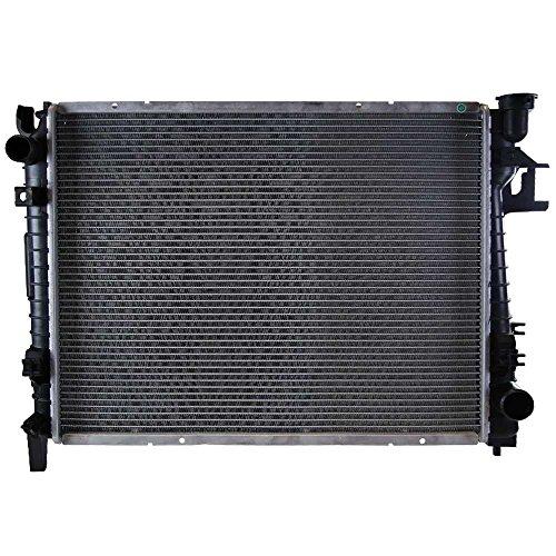 radiator dodge ram 1500 2003 - 6