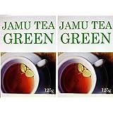 ジャムーティー JAMU TEA グリーン 125g×2袋セット