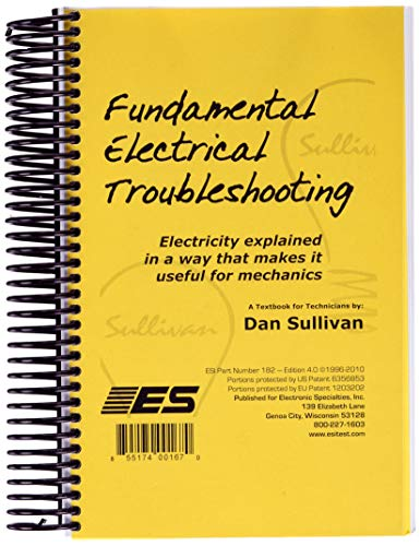 (Electronic Specialties 182 Fundamental Electrical Troubleshooting Book)