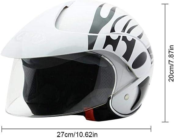 Casque pour enfants demi-casques Harley de motocyclette /électrique pour enfants id/éal pour le v/élo de planche /à roulettes BMX et le scooter de cascade
