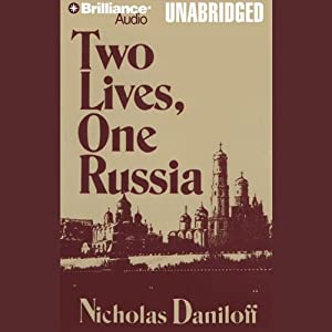 Two Lives, One Russia Audiobook