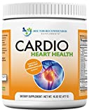 Cardio Heart Health Powder – L-Arginine Supplement 5000mg & L-Citrulline 1000mg,16.82 oz Review