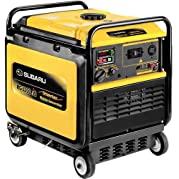 Subaru Portable Inverter Generator, Industrial & Commercial Use, 3200w