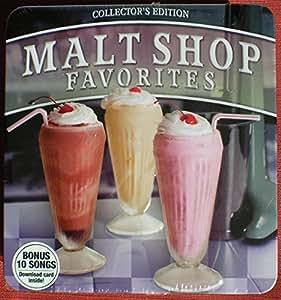 Malt Shop Favorites: Collectors Tin (3 Disc Box Set)
