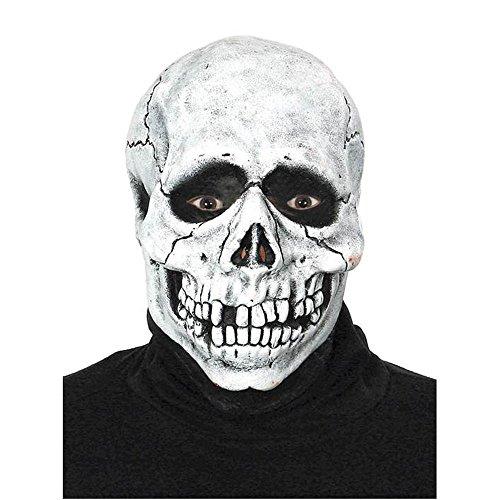 Silver Shamrock Halloween Mask (Trick or Treat Studios Men's Halloween III-Skull Mask, Multi, One)