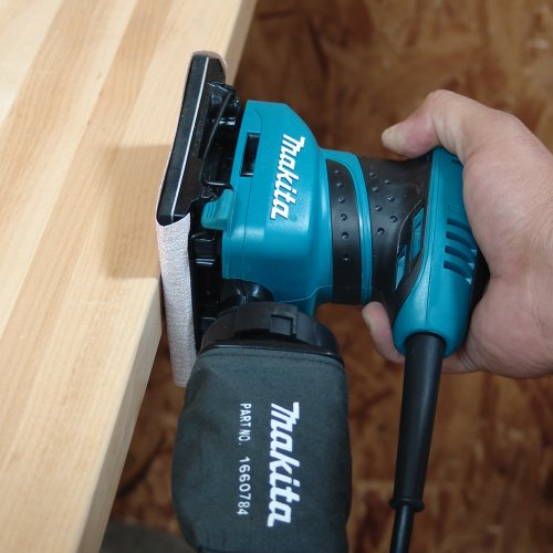 Makita BO4556 2 Amp Finishing Sander by Makita (Image #5)